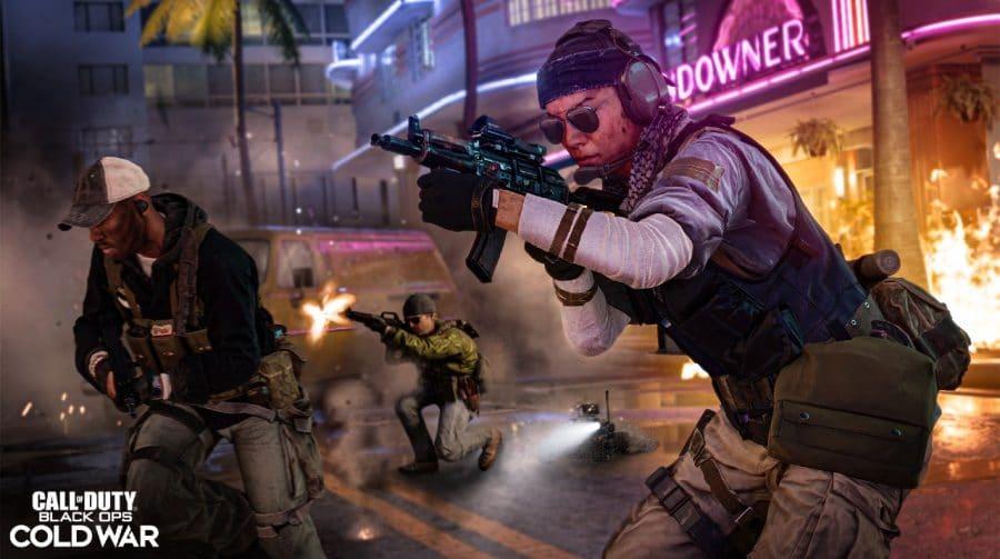 Gameplay de Call of Duty: Black Ops Cold War detalha mapa de Moscou