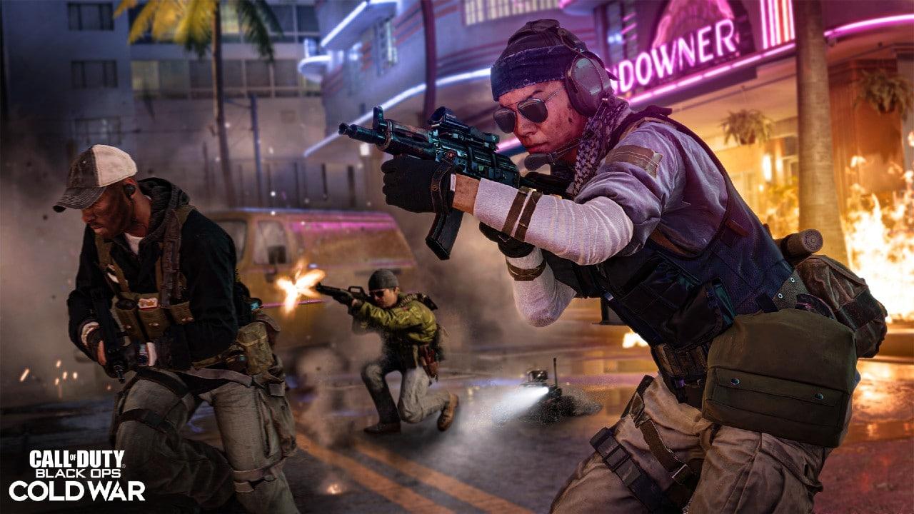 Gameplay de Call of Duty: Black Ops Cold War