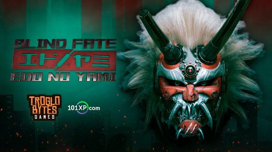 Blind Fate: Edo no Yami, um side-scroller de ação, chegará ao PS4 e PS5