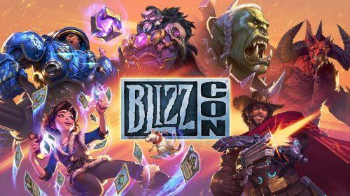 BlizzCon digital acontecerá em fevereiro de 2021