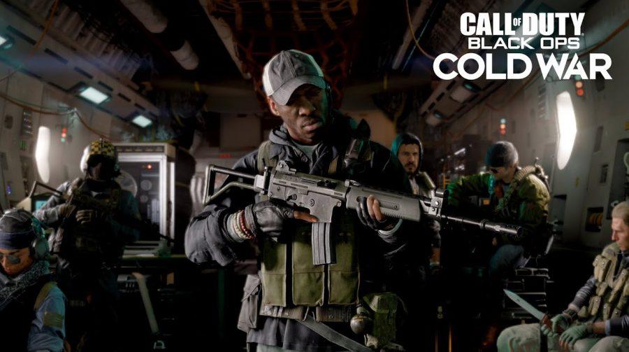 Clack bum! Multiplayer de Call of Duty Black Ops Cold War é revelado em trailer!