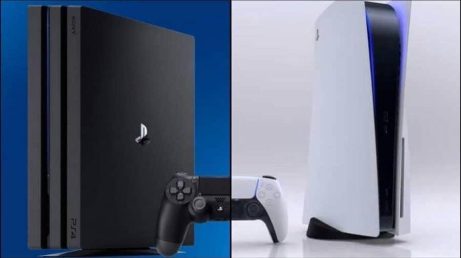 Sony está feliz com os jogos crossgen entre PS4 e PS5