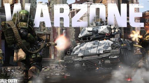 Por problemas graves, veículos são removidos de Call of Duty Warzone