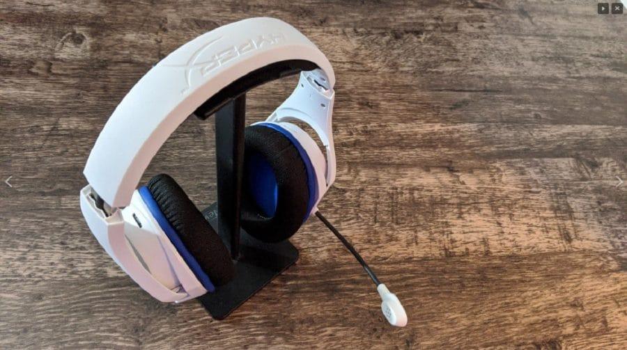 HyperX lança novo headset compatível com o PlayStation 5 no Brasil
