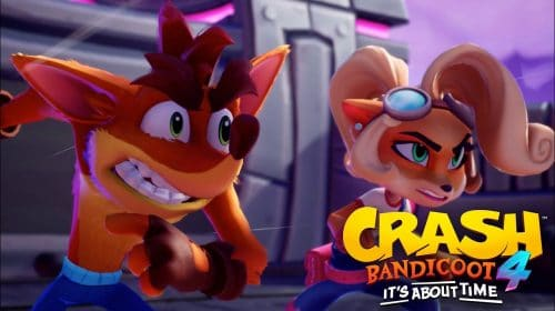 Crash Bandicoot 4: It's About Time passa de 400 mil cópias digitais vendidas