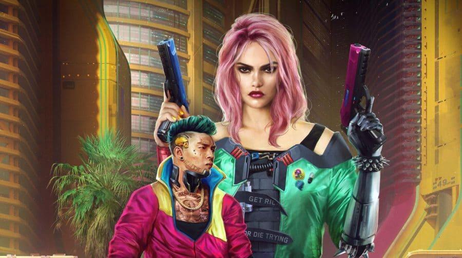 Multiplayer de Cyberpunk 2077 contará com microtransações, diz CDPR
