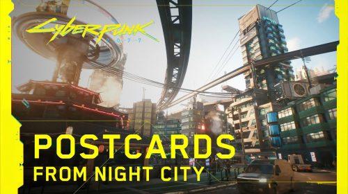 Novos trailers de Cyberpunk 2077 destacam a vida em Night City e suas facções