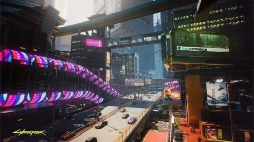 Novas e belas imagens de Cyberpunk 2077 destacam Night City