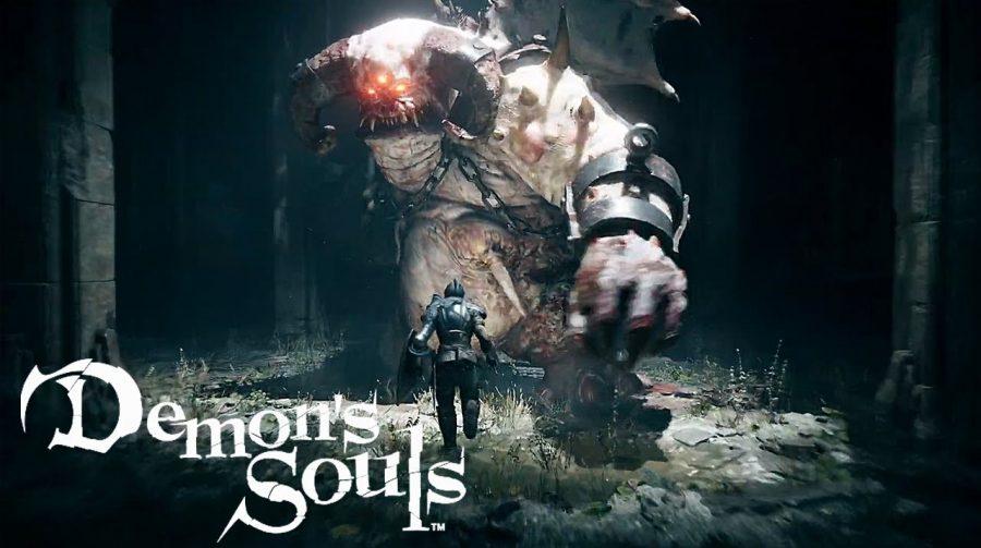 Lançamento de Demon's Souls será junto com o do PS5
