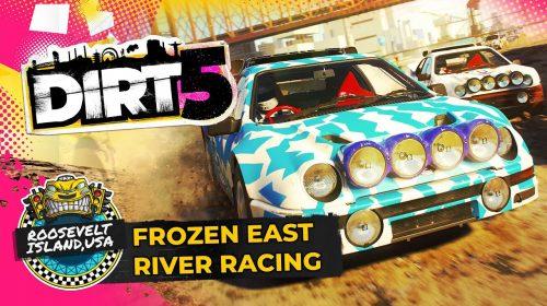 Trailer de DIRT 5 destaca gameplay em Nova York
