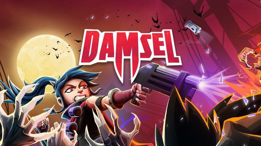 Damsel, um jogo onde se deve matar vampiros, chegará ao PS4 em outubro
