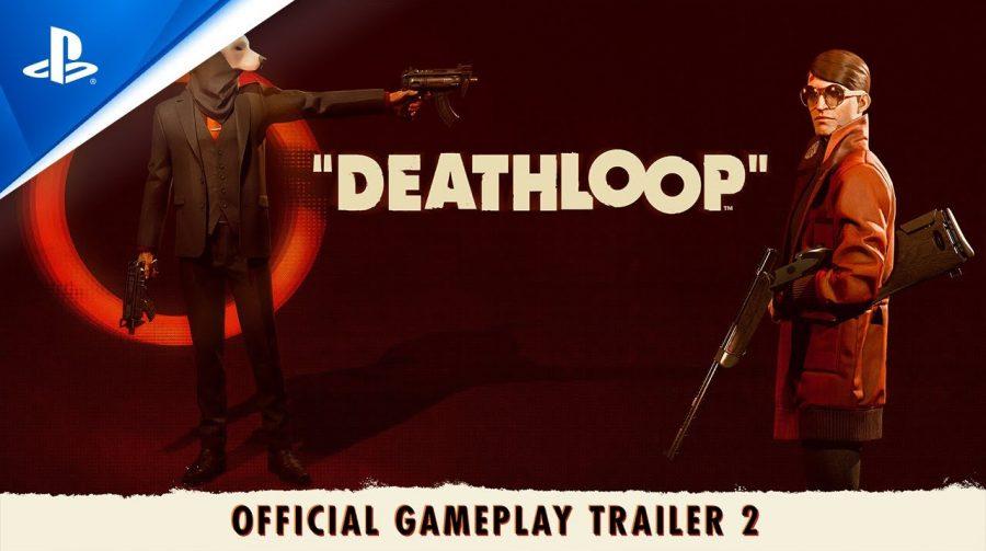 Ciclos temporais mostram poder de Deathloop no PS5