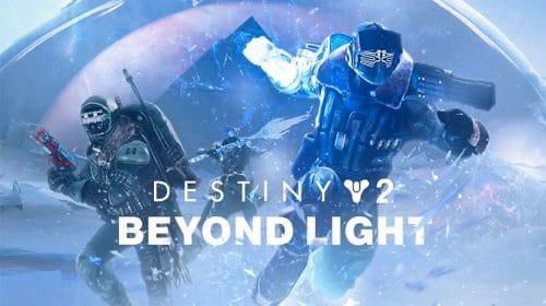 Trailer de Destiny 2: Além da Luz destaca Europa e personagens