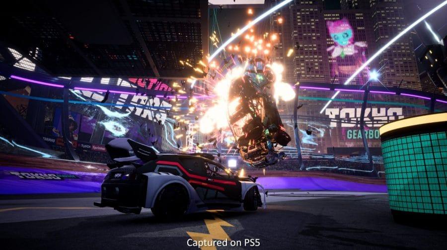 Lucid Games libera quatro belas screenshots de Destruction AllStars