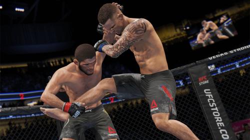 EA remove propagandas em UFC 4 após críticas dos jogadores