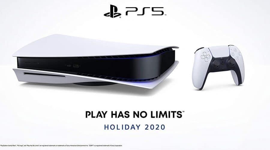 Sony nega rumores que tenha reduzido fabricação do PlayStation 5