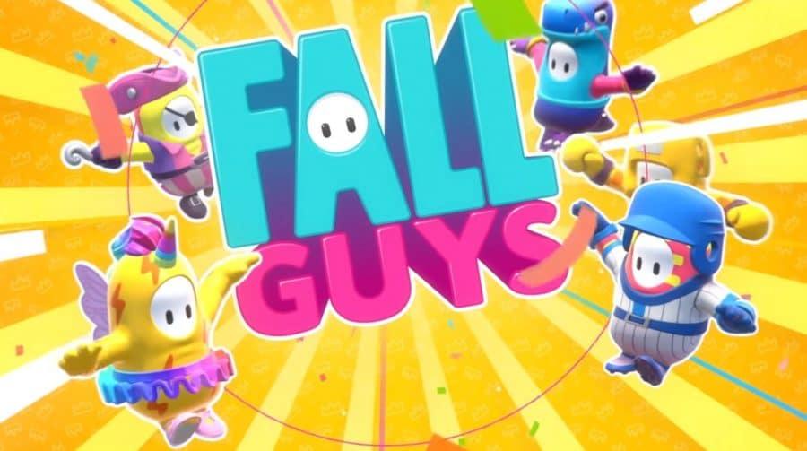 Fases de Fall Guys são criadas em Fortnite e Minecraft por fãs