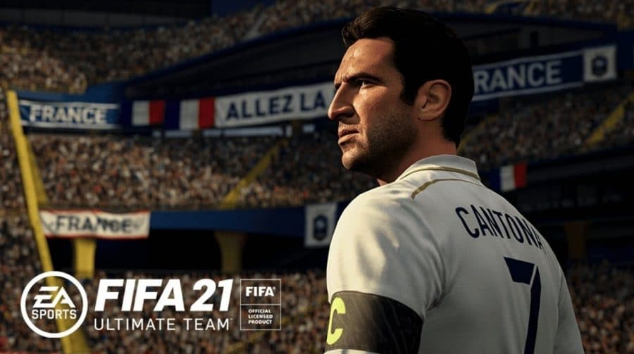 FIFA 21: EA Sports divulga ratings de icons do modo Ultimate Team