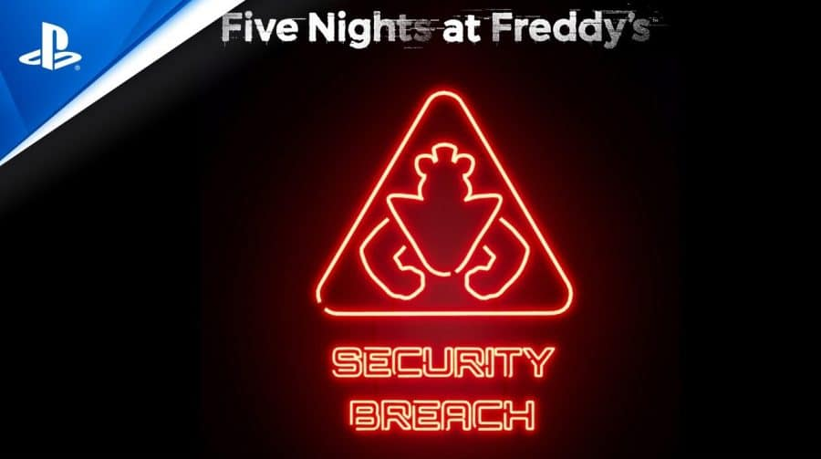 Ursinhos carin... assustadores! Five Nights at Freddy's: Security Breach chegará ao PS5 e PS4