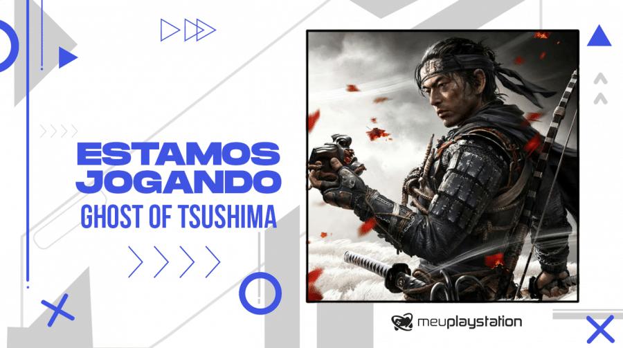 🔴 [AO VIVO] Seguindo a história em Ghost of Tsushima