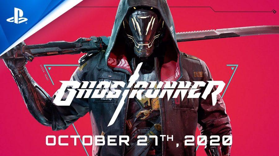 Data de lançamento de Ghostrunner é anunciada em trailer frenético