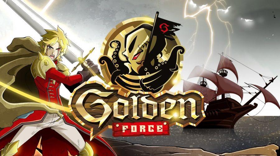 Golden Force é anunciado para o PS4