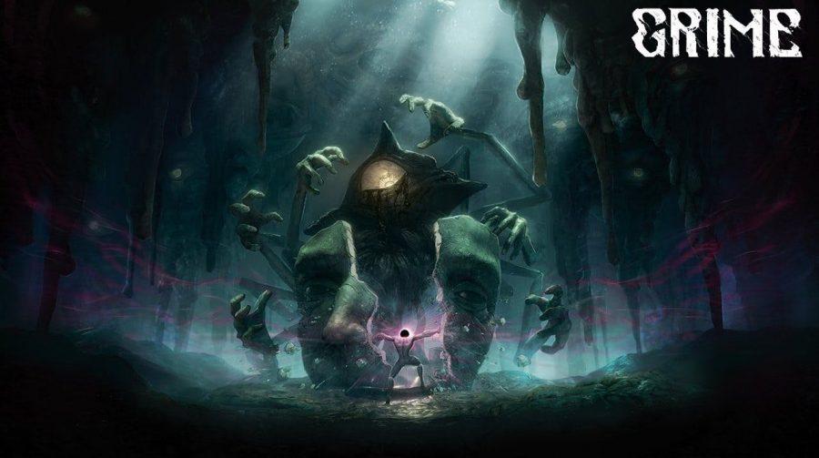 GRIME, jogo soulslike metroidvania, chegará aos consoles em 2021