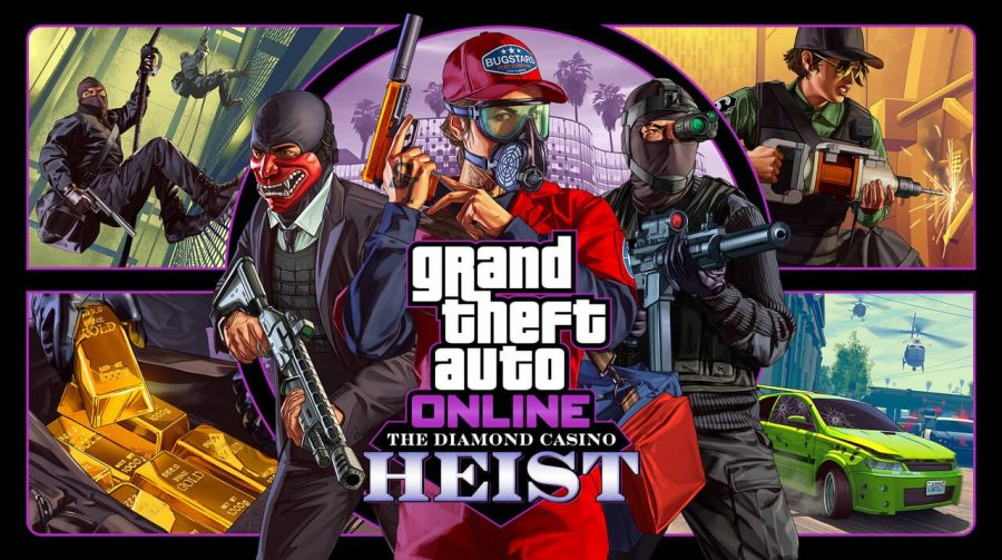 GTA Online oferece recompensas e até diamantes nesta semana