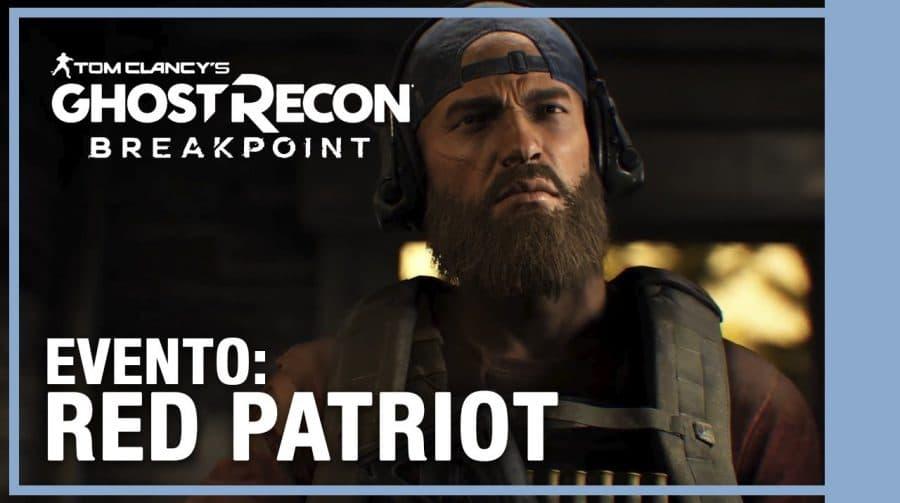 Episódio 3 de Ghost Recon Breakpoint chega na terça-feira (15)