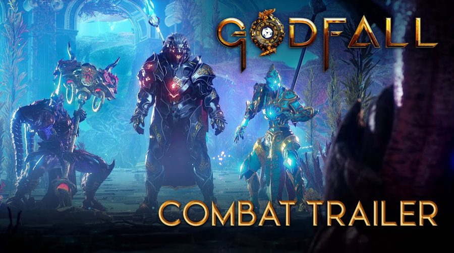 Novo trailer de GodFall destaca combate e resolução 4K no PS5
