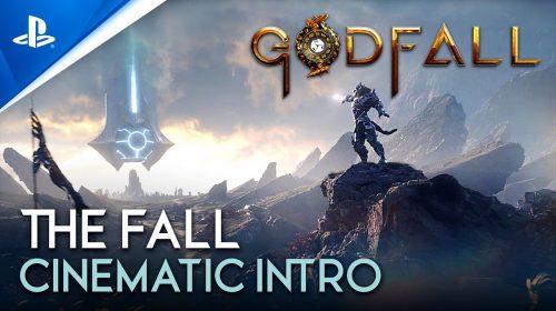 Gearbox lança trailer cinemático de GodFall focado na história