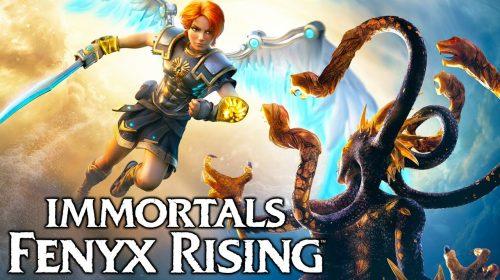 Ubisoft teria trocado nome de Gods & Monsters por disputa com a Monster Energy