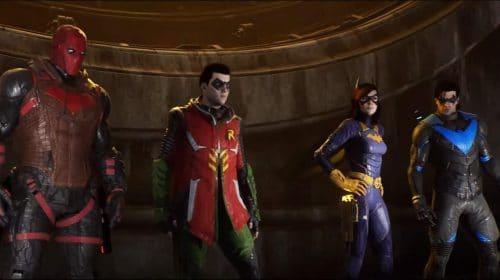 WB Montréal detalha estilos de luta dos heróis de Gotham Knights