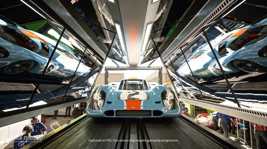 Polyphony quer sugestões para escolha do carro da capa de Gran Turismo 7