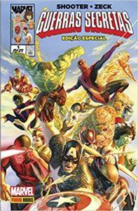 HQ Marvel Guerras Secretas