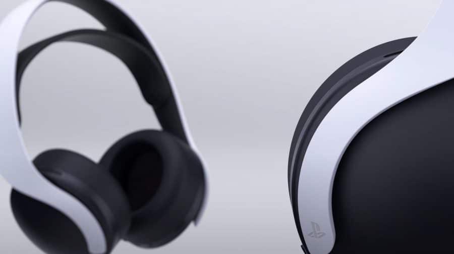 Como o Headset sem fio PULSE 3D impulsiona o gameplay