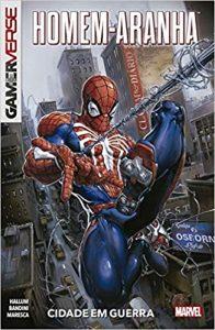 Homem-Aranha Gamerverse HQ