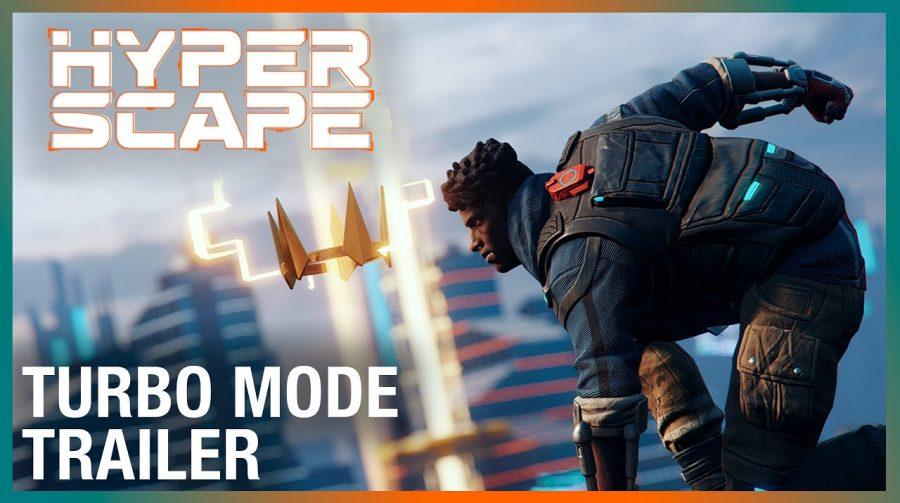 Hyper Scape oferece o dobro de XP neste fim de semana; novo modo disponível