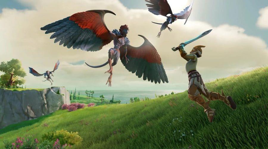 Ubisoft confirma novo nome de Gods & Monsters: Immortals Fenyx Rising