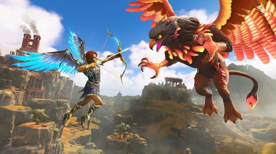 Novo sucesso da Ubisoft? Confira as primeiras notas de Immortals Fenyx Rising no PS5
