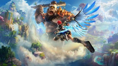 Demo de Immortals Fenyx Rising está disponível para PS4 e PS5