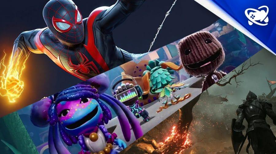 Jogos de PlayStation 5 no Brasil custarão até R$ 350
