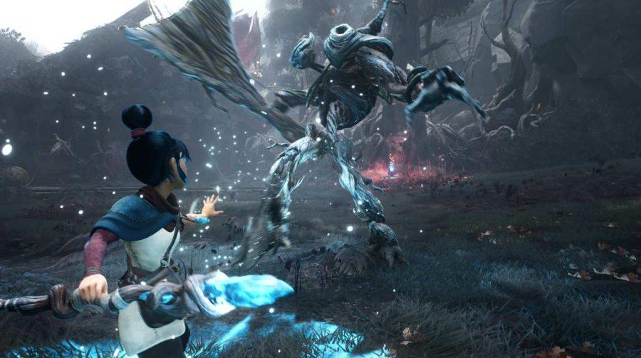 Kena: Bridge of Spirits leva apenas 2 segundos para carregar no PS5