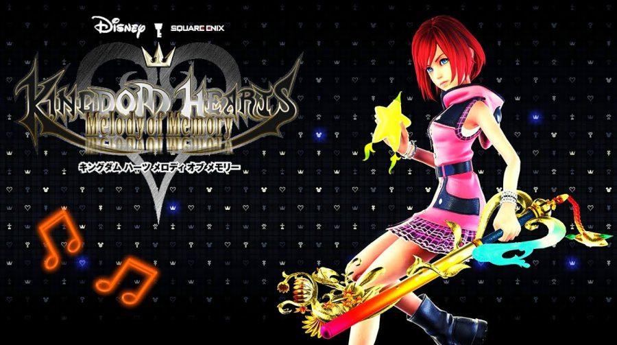 Adquirir Kingdom Hearts: Melody of Memory na PS Store te dá um tema de PS4