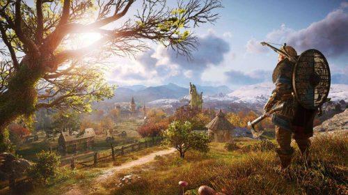 Data de lançamento de Assassin's Creed Valhalla é antecipada