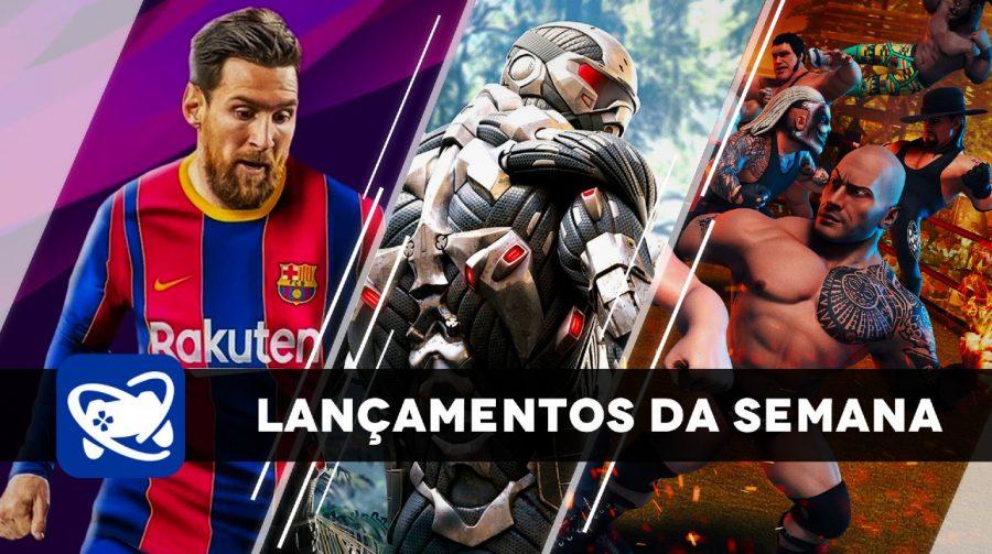 Lançamentos da semana (15/09 a 18/09) para PlayStation 4