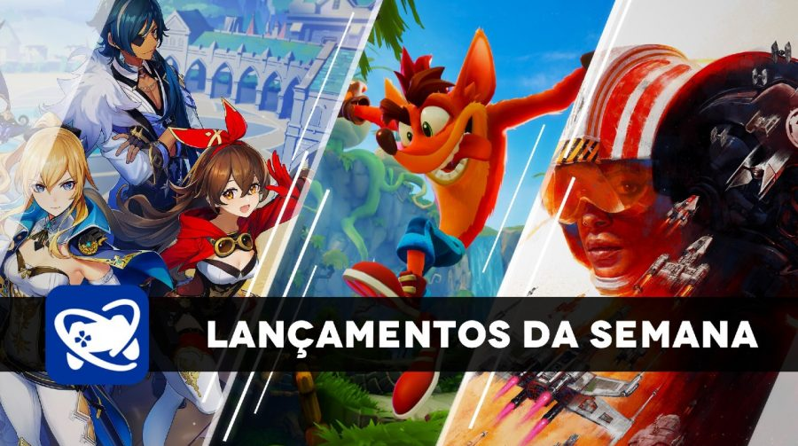 Confira os lançamentos da semana (28/09 a 02/10) para PS4