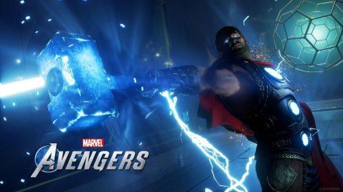 BETA de Marvel's Avengers foi a mais baixada da história da PlayStation
