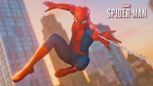 Marvel's Spider-Man não terá upgrade gratuito para PS5, confirma Sony