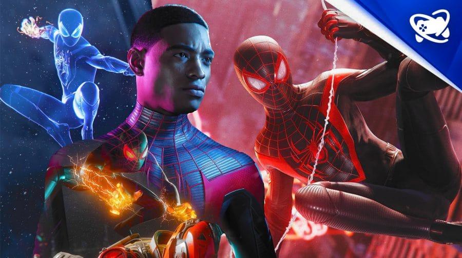 Amazing! Gameplay de Marvel's Spider-Man Miles Morales é revelado
